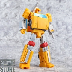 [Pre-Order] Magic Square MS-B09 Yellow Trailblazer Trailbreaker Diaclone Limited Edition